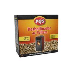 PQS Deshollinador estufas pellet 1,5 Kg